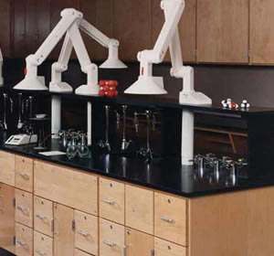 laboratory-work-surface